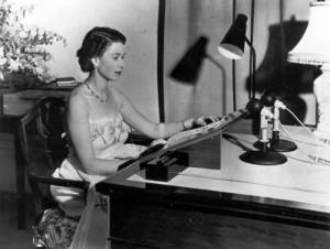 Karalienės kalba. 1953 metų Kalėdos