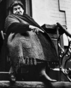 Lisette Model. Žemutinis Ist Saidas. Niujorkas. 1955