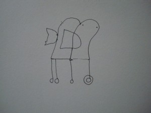 Ryto Jurgelio piešinys