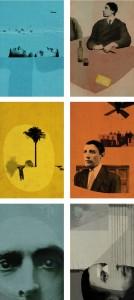 """A. Camus """"Svetimo"""" iliustracija. 2011"""