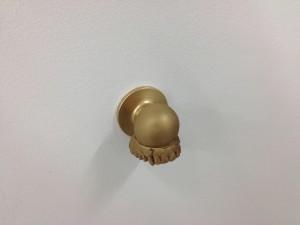 """Iš Joannos Rajkowskos parodos """"Auksas, sidabras, varis"""". Autoriaus nuotrauka"""