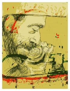 Eglės Šakalytės piešinys