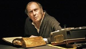 """Haroldas Pinteris Samuelio Becketto """"Paskutinėje Krepo juostoje"""". 2006"""