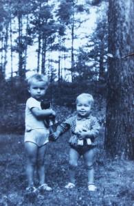 Julius ir Jurga. Autoriaus asmeninio archyvo nuotrauka