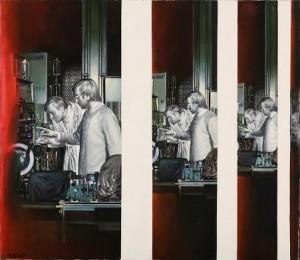 """Igoris Piekuras, """"Eksperimentas"""". 1980-1985 m. LEWBEN fondo nuosavybė"""