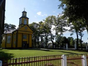 Šventežerio bažnyčia (Lazdijų r.). Autoriaus nuotrauka