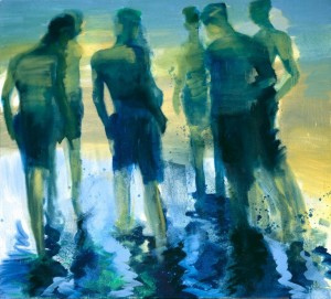 Rainer Fetting. Sąmokslas prie jūros. 2011