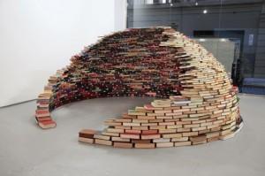 Miler Lagos. Knygų iglu. 2012