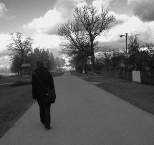 Akvilė Žilionytė. Trumpam į tėviškę. 2011