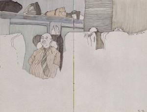 Annos Pavlovos piešinys
