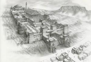 Aleksandrijos bibliotekos rekonstrukcija
