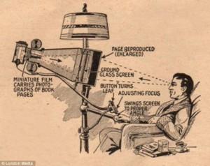 1935 metų automatinė skaitymo mašina