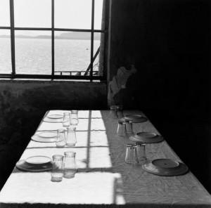 Pietro Donzelli. Pocuolio užeiga. 1953