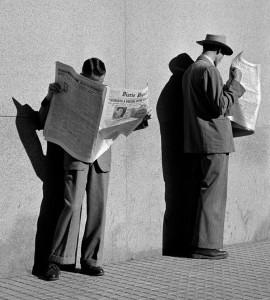 German Lorca. Darbo paieškos, 1951