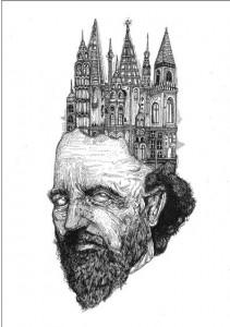 Andre Yogos piešinys