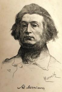 Leopold Horowitz. Adomas Mickevičius. 1888