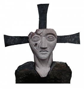 Mikalojus Vilutis. Jėzus. 2015