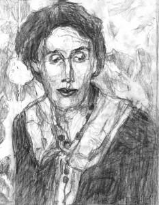 Dovilė Bagdonaitė. Virginia Woolf. 2016