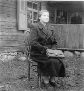 Asmeninio archyvo nuotrauka