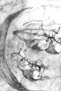 Dovilės Bagdonaitės piešinys