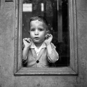 Vivian Maier. Niujorkas. 1955