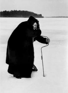 Romualdas Kęstutis Augūnas. Žvejas. Molėtai. 1966 / 2013