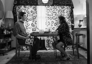 """Kadras iš J. Jarmuscho filmo """"Patersonas"""""""
