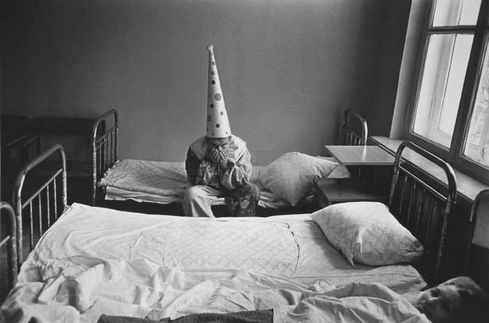 Pavel Krivcov. Liūdnos atostogos. Naujieji metai psichiatrijos ligoninėje. Maskva. 1988