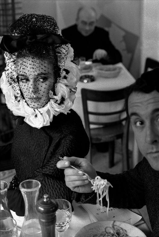 Frank Horvat. Roma. 1962