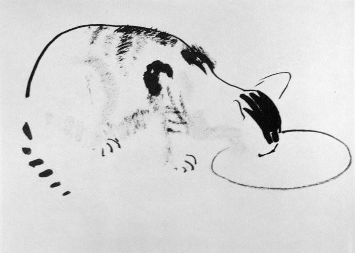 Nikolajaus Kuprijanovo piešinys