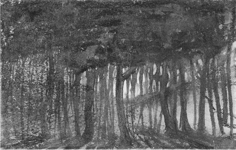 Victor Hugo. Nox. 1847