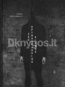 Aušra Kaziliūnaitė. Esu aptrupėjusios sienos.  Eilėraščiai. V.: Kitos knygos, 2016. 110 p.