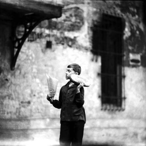 Tadeuszo Rolkės nuotrauka