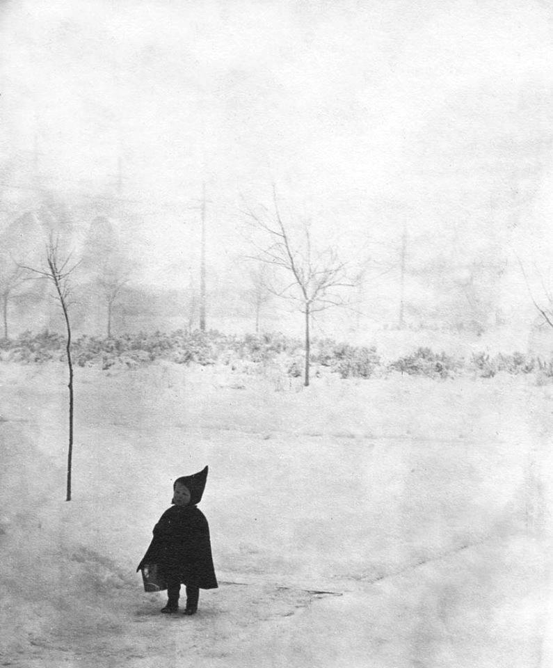 Elfas. Apie 1910 m. Autorius nežinomas