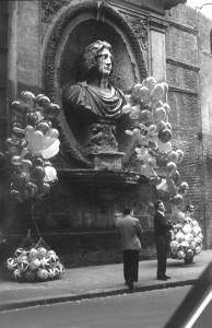 Elliott Erwitt. Roma. 1955