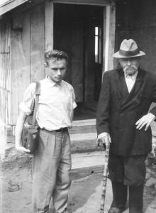 Konstantas Algirdas Aleksynas pirmojoje ekspedicijoje
