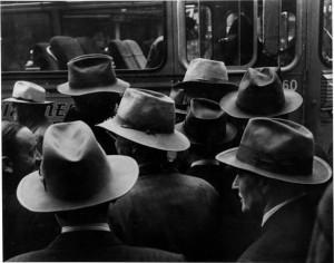 William Heick. Skrybėlės. 1951