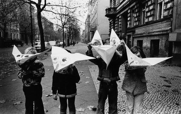 Roger Melis. Kollwitz gatvė. Berlynas. 1974