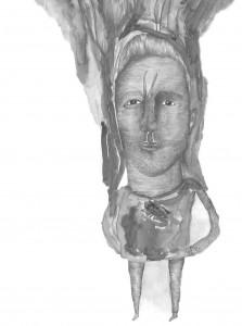 Mariaus Samavičiaus piešinys