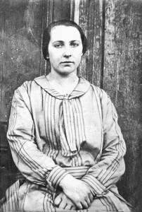 Marta Gocentaitė. 1926
