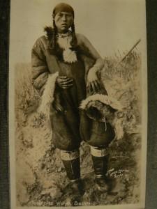 Čiukčė. 1922