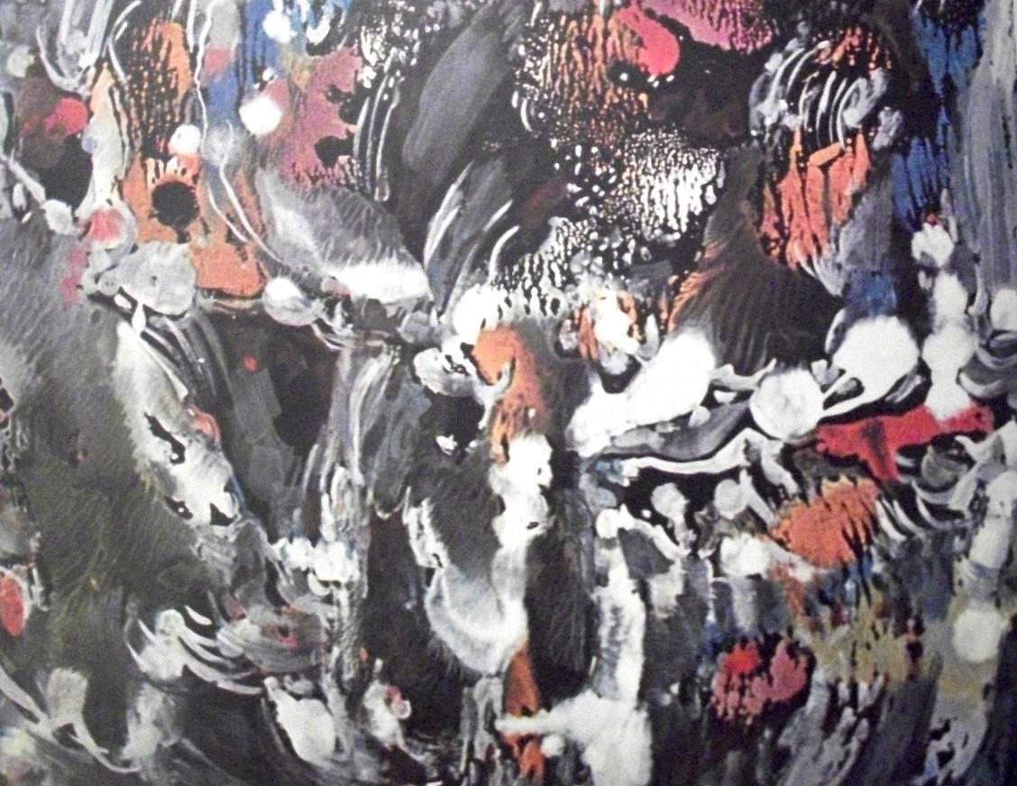 Adomas Galdikas. Rudens gėlės. Iš Rozalijos Šomkaitės kolekcijos