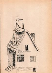 Viktorijos Grybaitės piešinys
