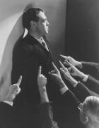 """Peteris Lorre filme """"Nusikaltimas ir bausmė"""". 1935. Lushos Nelsono nuotrauka"""