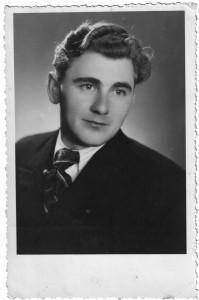 Martynas Petraitis. Klaipėda, 1948
