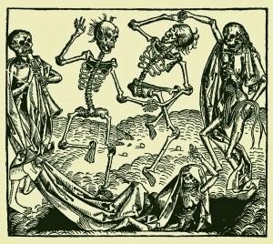 Michael Wolgemut. Danse macabre. 1493
