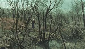 """Kino filmo """"Ugnis ateis"""" kadras"""
