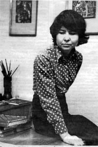 Danutė Paulauskaitė. Autorės archyvo nuotrauka