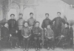 Valkavisko bundistai. 1905