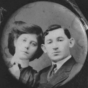Rose ir Samas. Niujorkas, apie 1911 m.